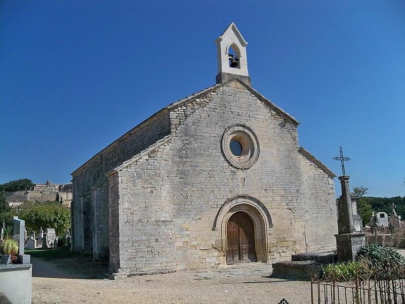 Photo du Monument Historique Chapelle du cimetière situé à Grignan
