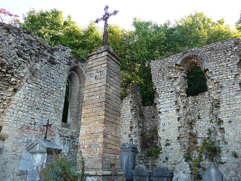 Photo du Monument Historique Cimetière situé à Livron-sur-Drôme