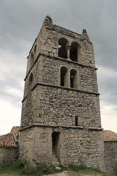 Photo du Monument Historique Eglise situé à Marsanne