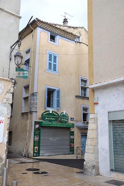 Photo du Monument Historique Maison dite de Diane de Poitiers situé à Montélimar