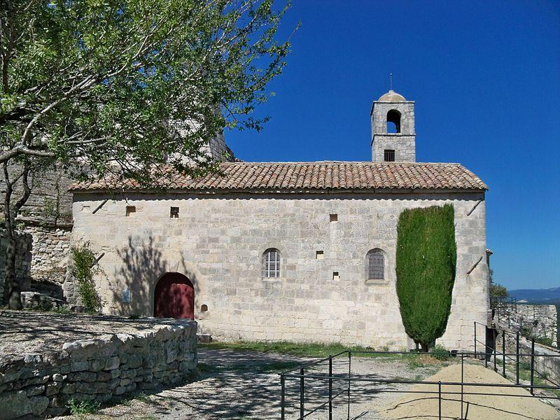 Photo du Monument Historique Eglise situé à Montségur-sur-Lauzon