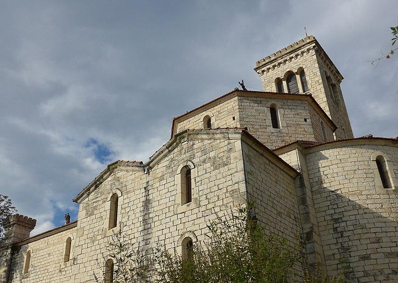 Photo du Monument Historique Chapelle de Saint-Bonnet situé à Puygiron
