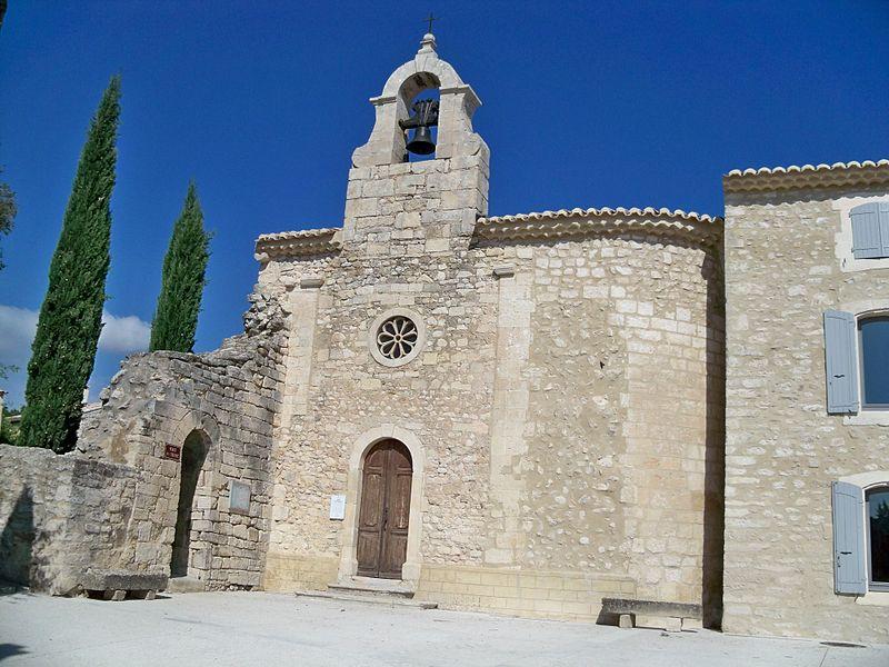 Photo du Monument Historique Eglise situé à Solérieux