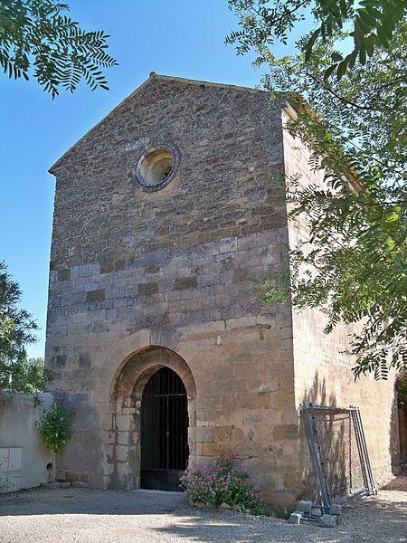 Photo du Monument Historique Chapelle Saint-Torquat situé à Suze-la-Rousse