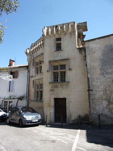 Photo du Monument Historique Maison de Ville situé à Suze-la-Rousse