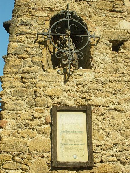 Photo du Monument Historique Maison situé à Suze-la-Rousse