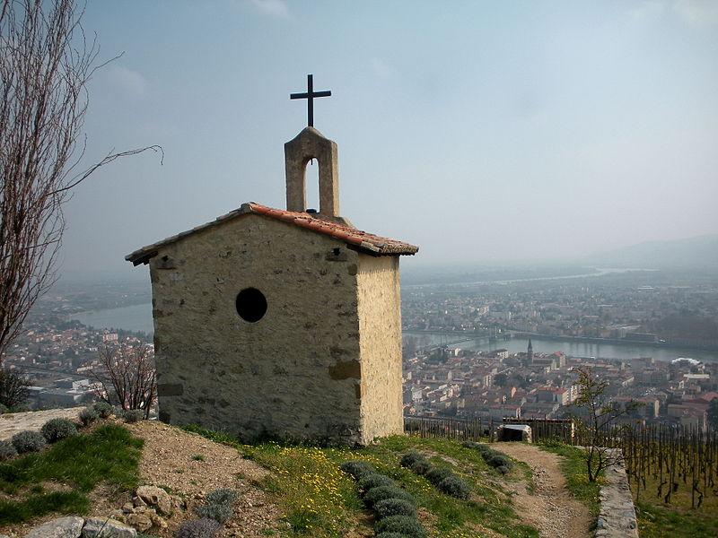 Photo du Monument Historique Chapelle Saint-Christophe situé à Tain-l'Hermitage