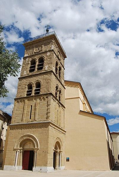 Photo du Monument Historique Eglise Saint-Jean situé à Valence