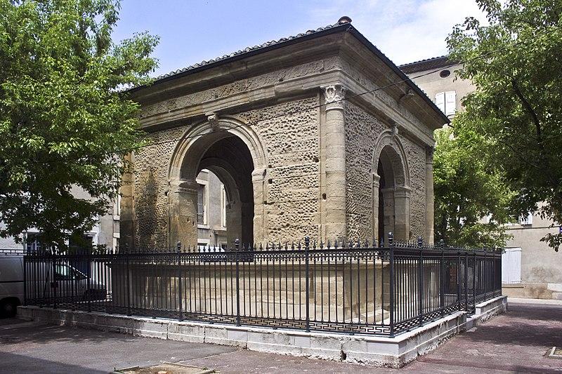 Photo du Monument Historique Pendentif situé à Valence