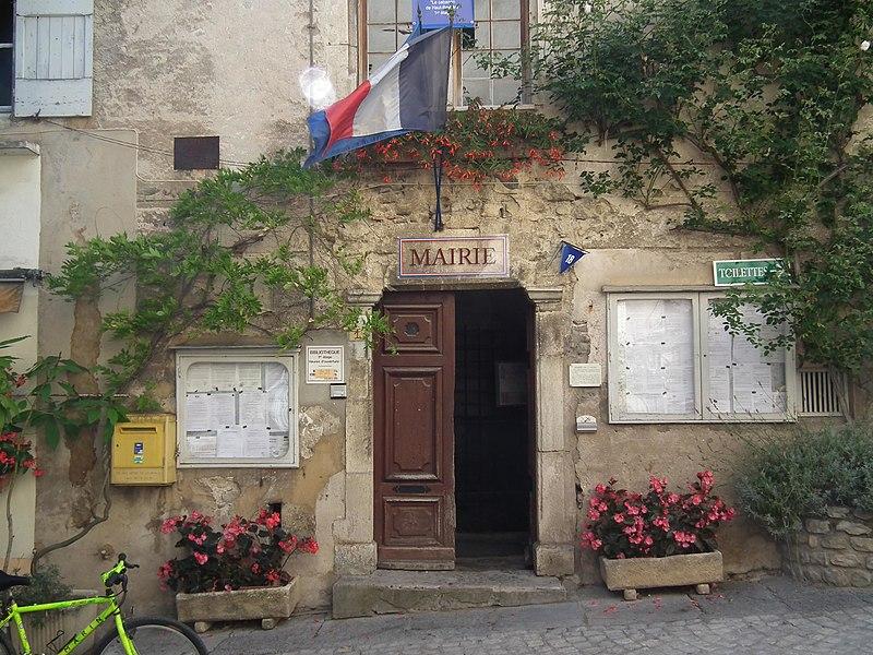 Photo du Monument Historique Hôtel de ville situé à Châtillon-en-Diois