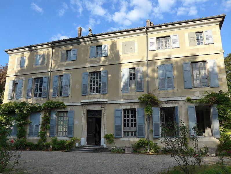 Photo du Monument Historique Maison la Guérimande situé à Loriol-sur-Drôme