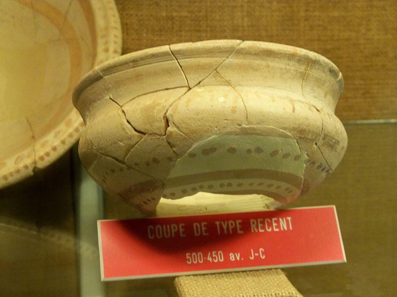 Photo du Monument Historique Oppidum du Pègue situé à Le Pègue