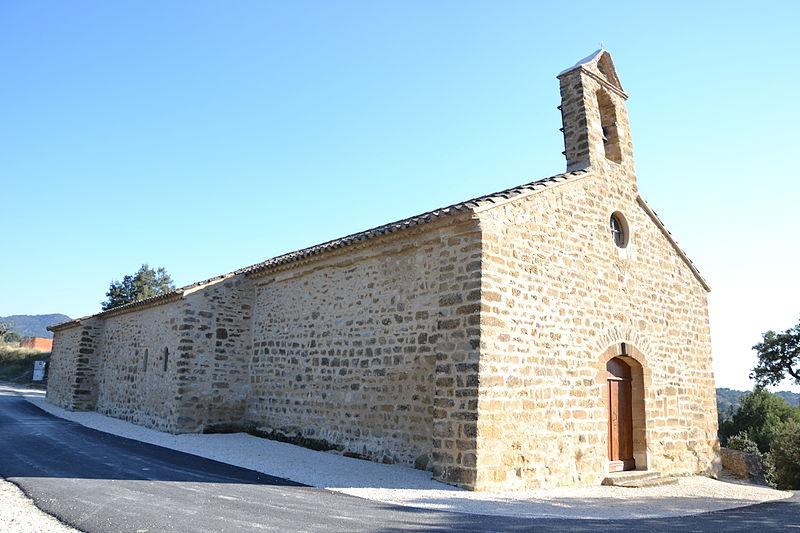 Photo du Monument Historique Chapelle Notre-Dame du Cadenet situé à Piégon