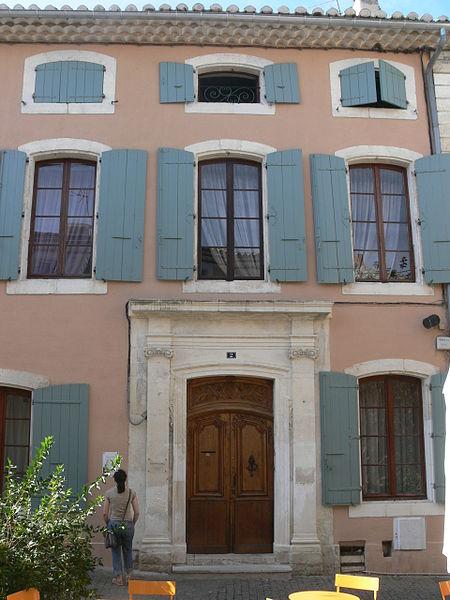 Photo du Monument Historique Hôtel Payan situé à Saint-Paul-Trois-Châteaux