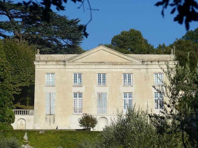 Photo du Monument Historique Domaine de Serre-de-Parc situé à Montélimar