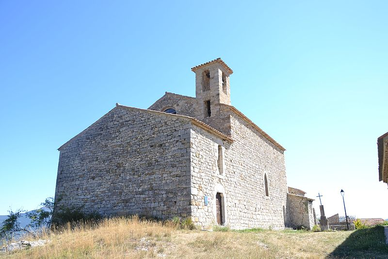 Photo du Monument Historique Eglise Saint-Pierre situé à Lemps