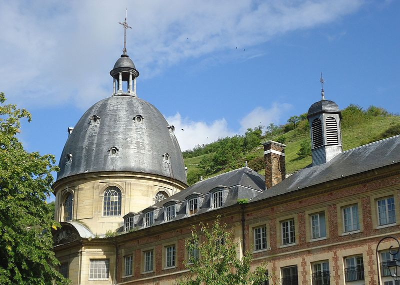 Photo du Monument Historique Hospice Saint-Jacques situé à Andelys (Les)