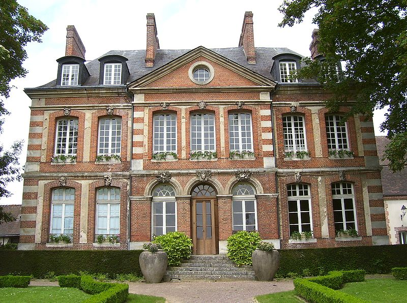 Photo du Monument Historique Ancien hôtel de la Gabelle situé à Bernay