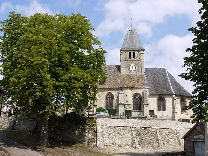Photo du Monument Historique Eglise situé à Berthenonville