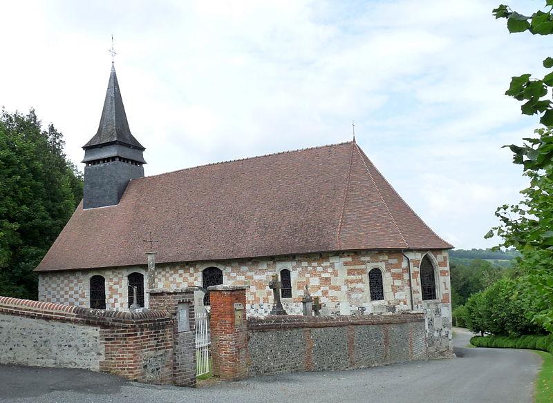 Photo du Monument Historique Eglise situé à Bouchevilliers