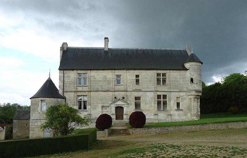 Photo du Monument Historique Manoir du Bus situé à Bus-Saint-Rémy