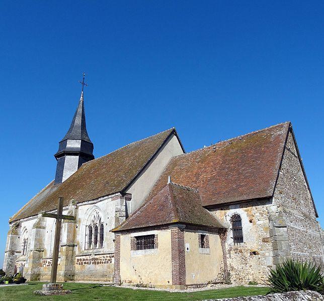 Photo du Monument Historique Eglise situé à Dame-Marie