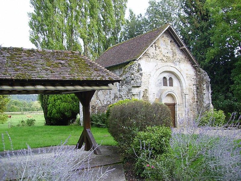 Photo du Monument Historique Chapelle Saint-Eloi situé à Fontaine-la-Soret