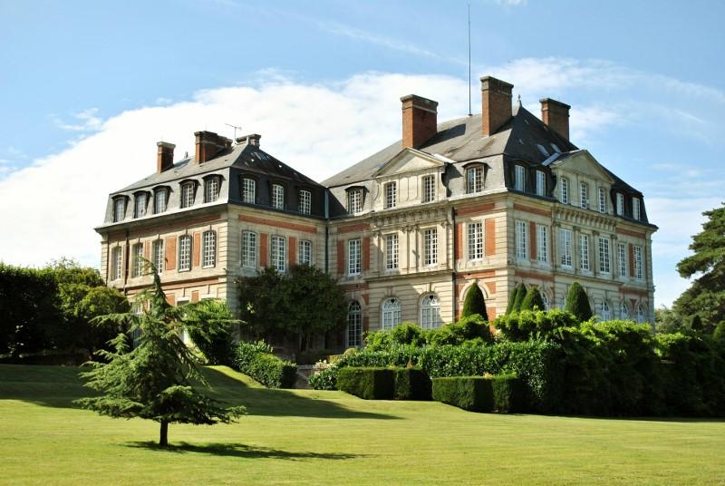 Photo du Monument Historique Château situé à Fontaine-la-Soret