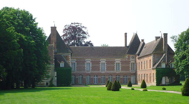 Photo du Monument Historique Château situé à Grandvilliers
