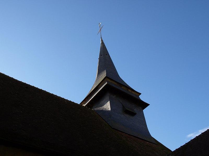 Photo du Monument Historique Chapelle seigneuriale dite Notre-Dame-de-Pitié situé à Illiers-l'Evêque