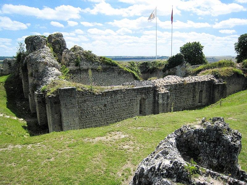 Photo du Monument Historique Château situé à Ivry-la-Bataille