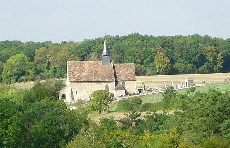 Photo du Monument Historique Eglise Saint-Christophe situé à Reuilly