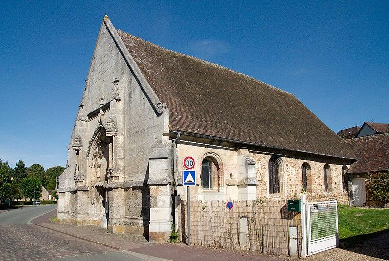 Photo du Monument Historique Ancienne église Notre-Dame situé à Rugles
