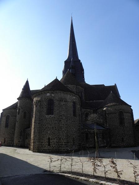 Photo du Monument Historique Eglise Notre-Dame situé à Verneuil-sur-Avre