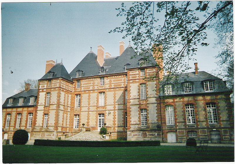 Photo du Monument Historique Château, actuellement musée situé à Fleury-la-Forêt