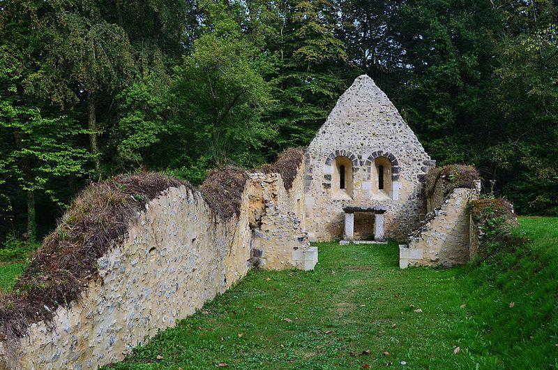 Photo du Monument Historique Maladrerie Saint-Thomas-Becket situé à Aizier