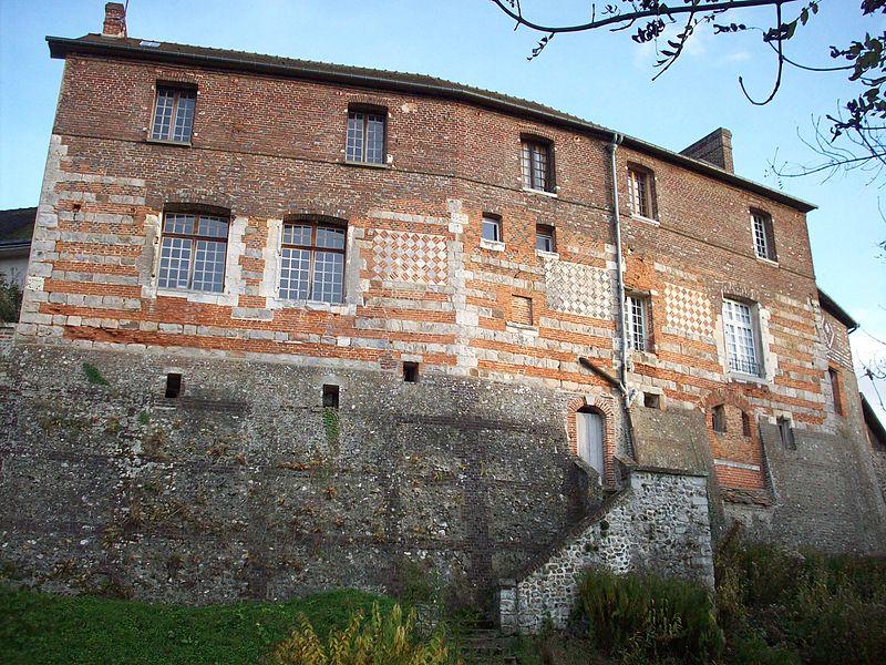 Photo du Monument Historique Ancien couvent des Bénédictines de Saint-Charles situé à Lyons-la-Forêt