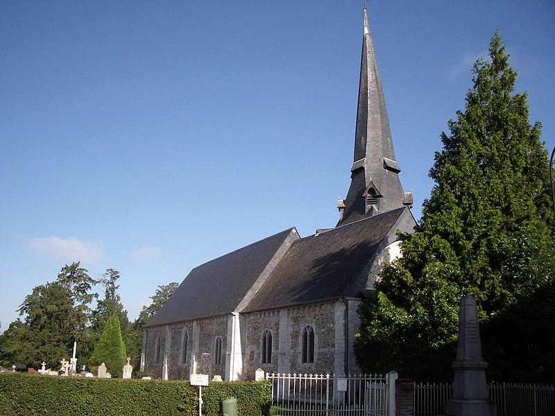 Photo du Monument Historique Eglise paroissiale Saint-Etienne situé à Saint-Etienne-l'Allier