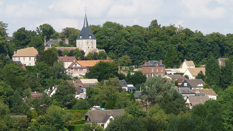 Photo du Monument Historique Ancien prieuré situé à Montaure