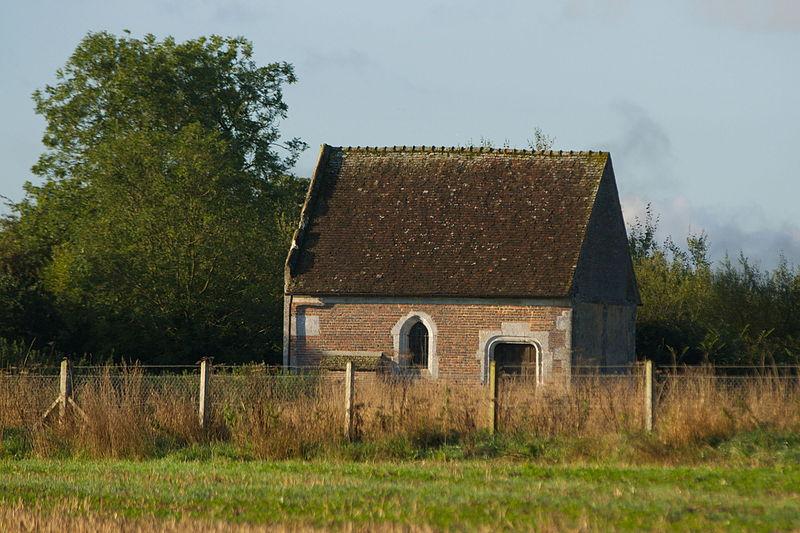 Photo du Monument Historique Chapelle des Minières situé à Beaubray