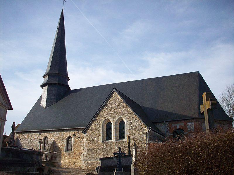 Photo du Monument Historique Eglise paroissiale Saint-Martin situé à Bézu-la-Forêt