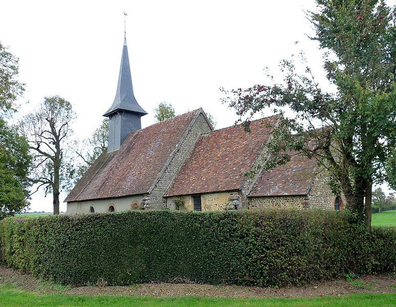 Photo du Monument Historique Egliseparoissiale Saint-Pierre de la Selle situé à Juignettes