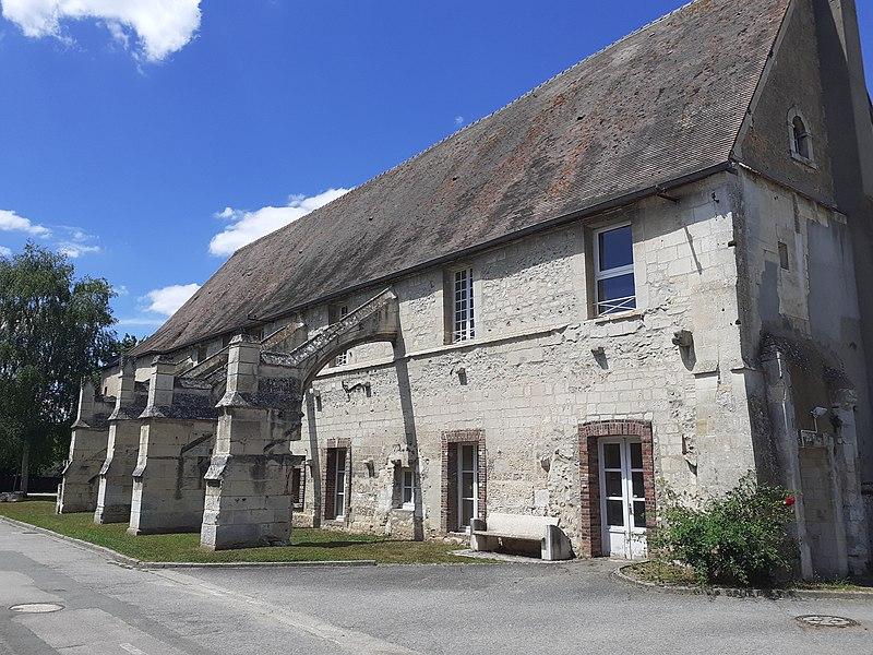 Photo du Monument Historique Ancienne abbaye situé à Conches-en-Ouche
