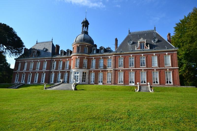 Photo du Monument Historique Château du Landin situé à Le Landin