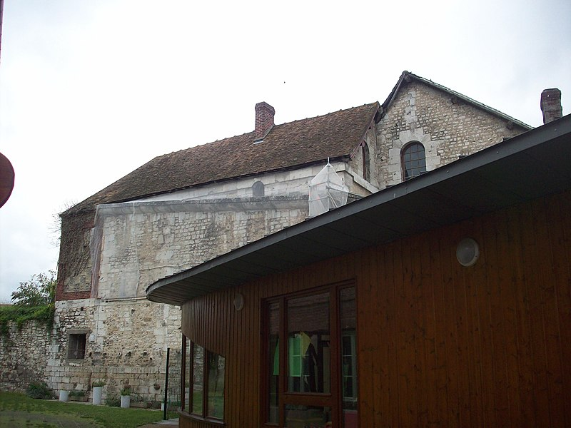 Photo du Monument Historique Ancien bailliage situé à Pont-de-l'Arche