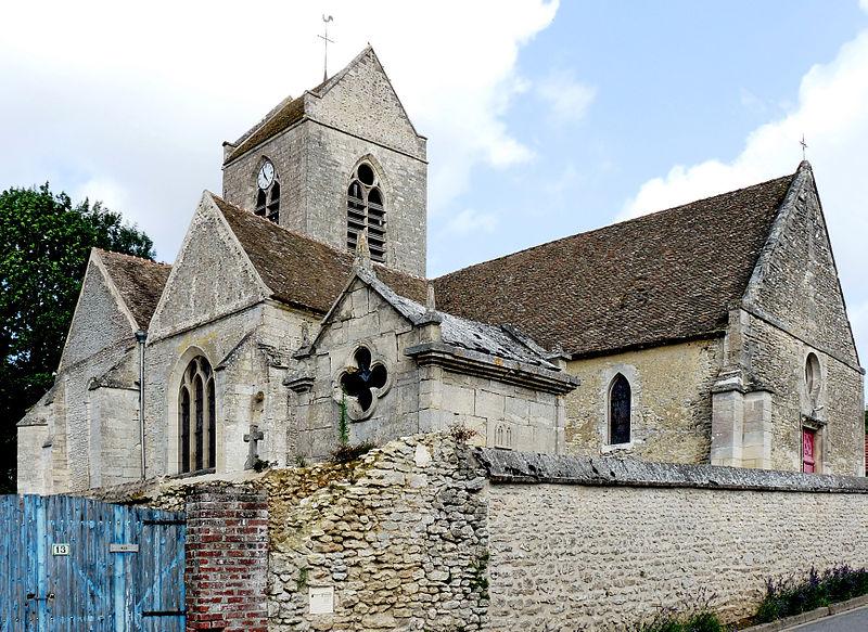 Photo du Monument Historique Eglise Saint-Maurice situé à Vesly