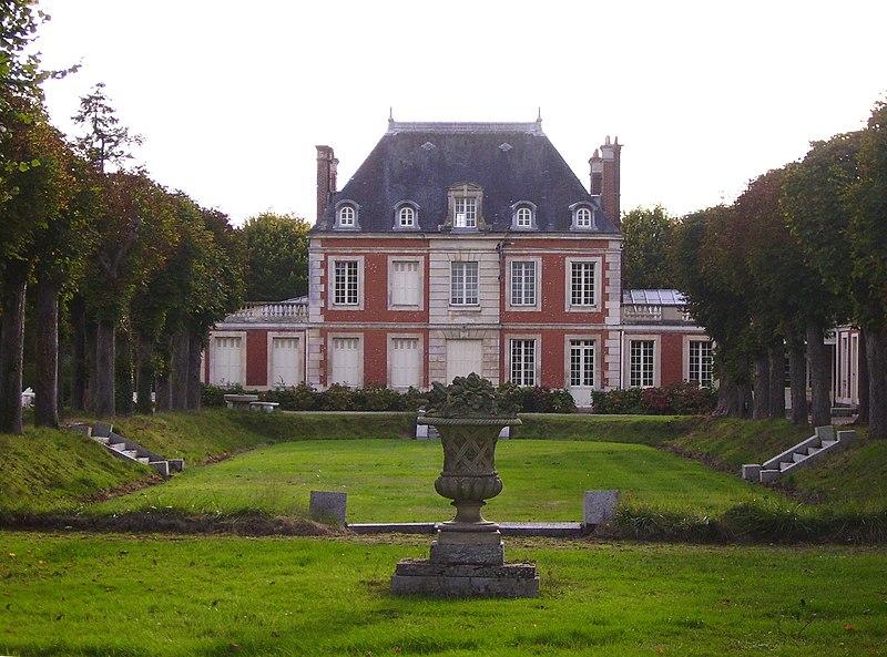 Photo du Monument Historique Ferme neuve ou ferme Hervieu situé à Beaumontel