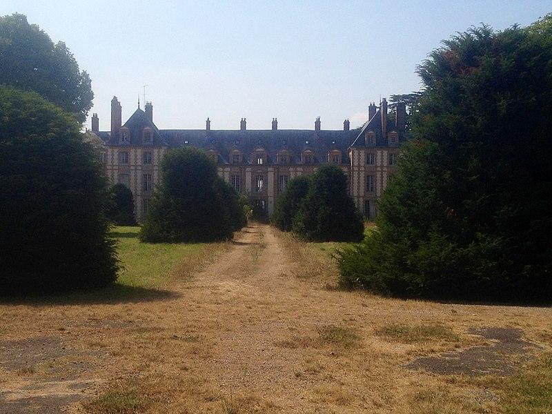 Photo du Monument Historique Château situé à Abondant