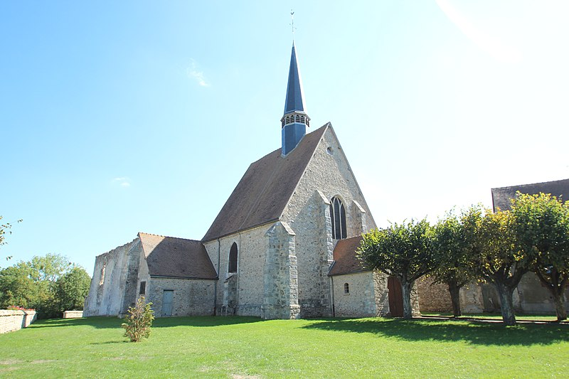 Photo du Monument Historique Eglise Saint-Pierre et Saint-Paul situé à Bailleau-Armenonville