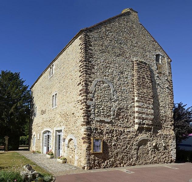 Photo du Monument Historique Ancienne justice de paix situé à Bonneval
